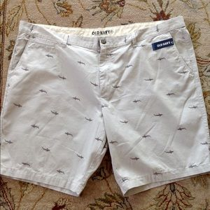 NWT OLD NAVY 💯 COTTON MEN SHORTS